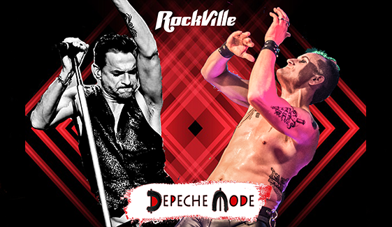 Rockville Depeche Mode